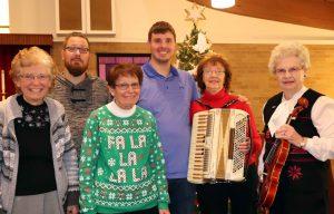 Lutheran Praise Band