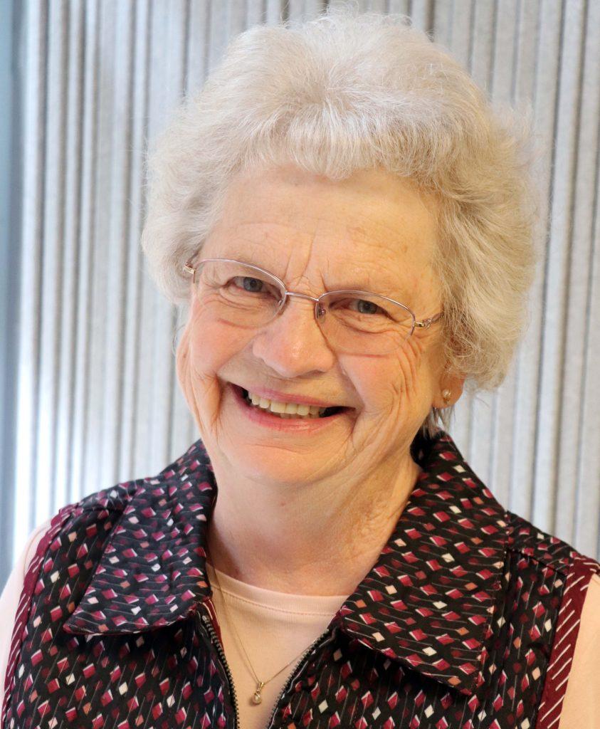 Senior Bells Director - Esther Levering