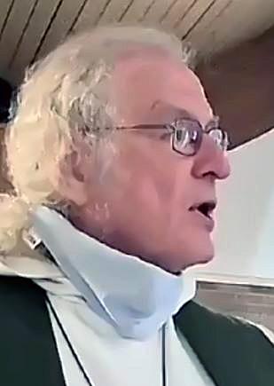 Reverend Robert Ohrstedt