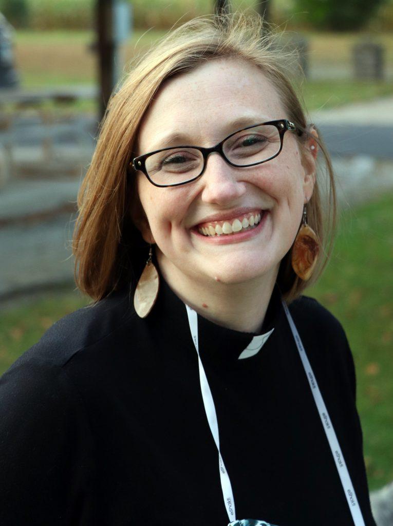 Pastor Sarah Schaaf