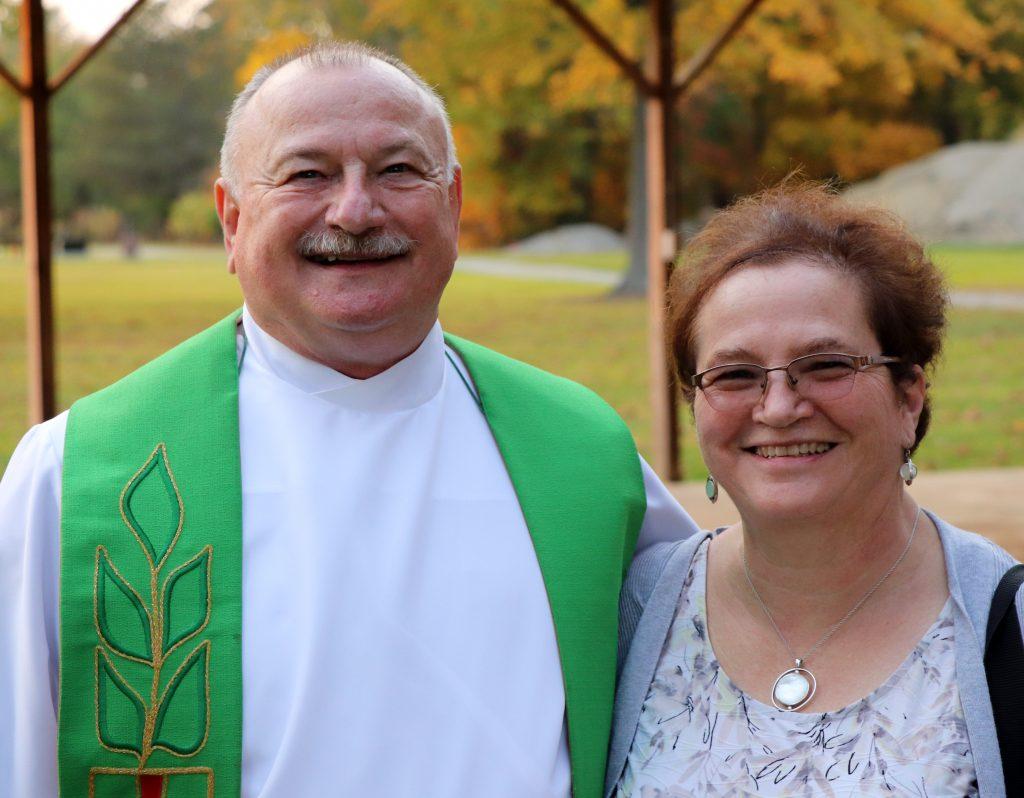Pastor Richard Genzman