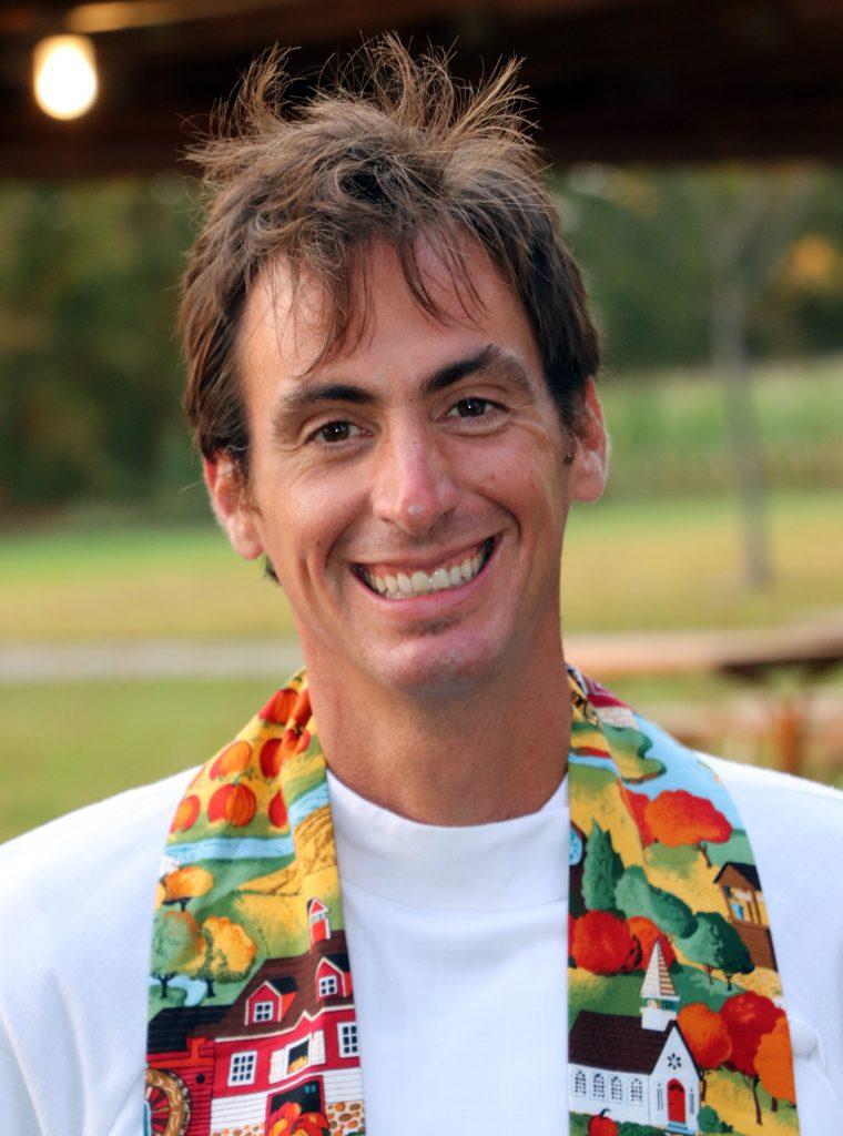 Reverend Dr. Michael Beck