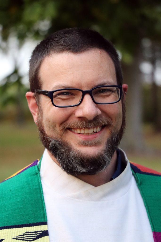 Pastor Jarrod Schaaf