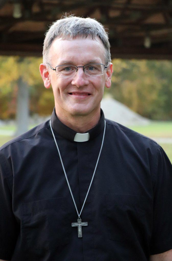 Bishop Daniel Beaudoin