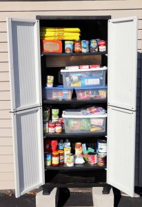 Blessing Box Food Items