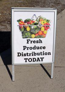 Fresh Produce Distribution Today