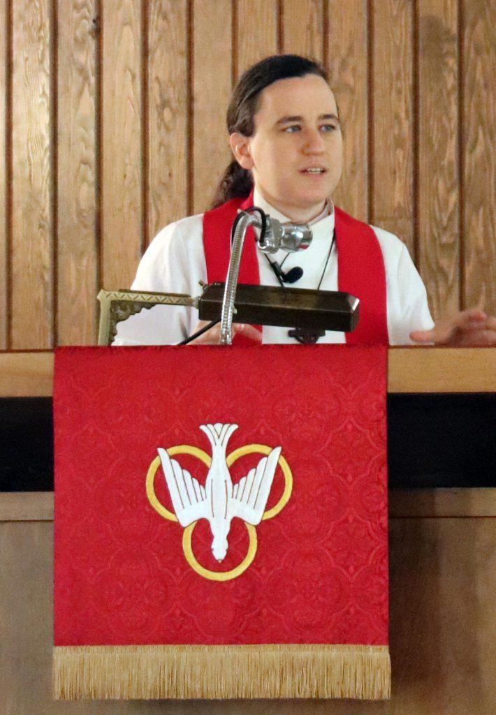 Pastor Jennifer Gonsalves